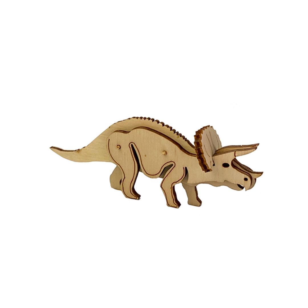 Деревянные динозавры